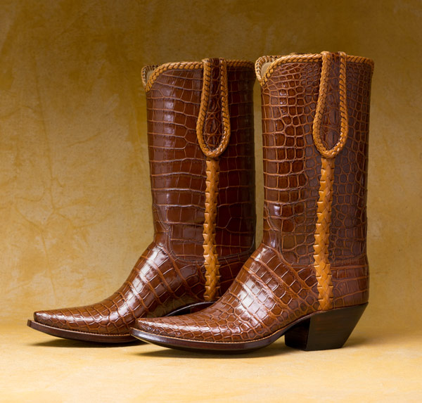 Little S Boot Company Crocodile Amp Alligator